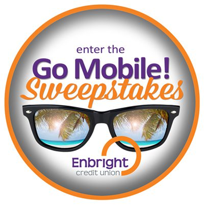 Go Mobile Sweepstakes Logo