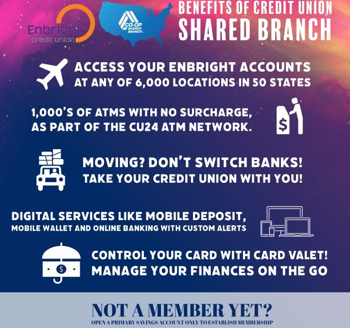 Benefits of Shared Branch