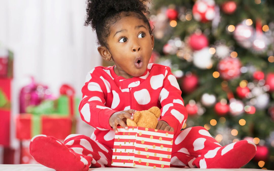 Be Prepared For Christmas Shopping with an Enbright Visa